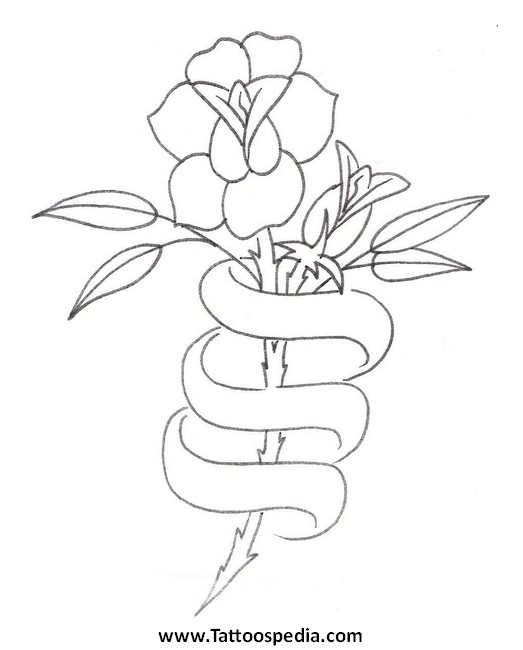 Tattoo Designs For 3 Kids Names 9