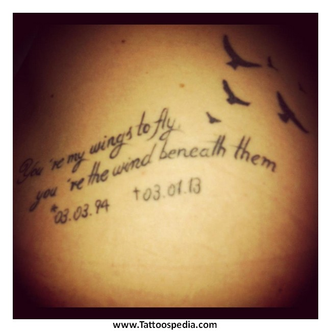 Tattoo Ideas With 3 Kids Names 2