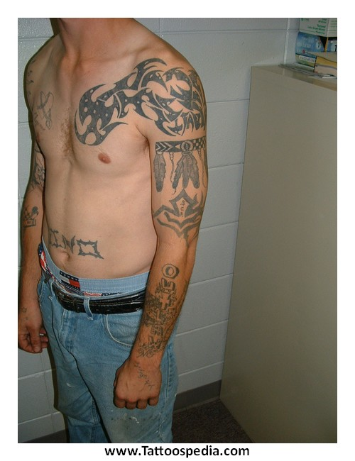 Native American And Tattoos 2