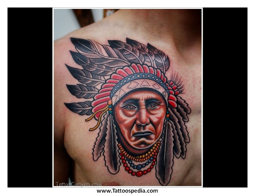 Native American Tattoo And Meanings 3