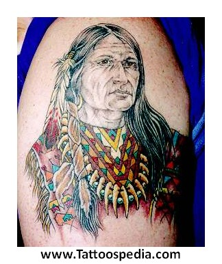 Getting A Native American Indian Tattoo The Trouble With - 800×981