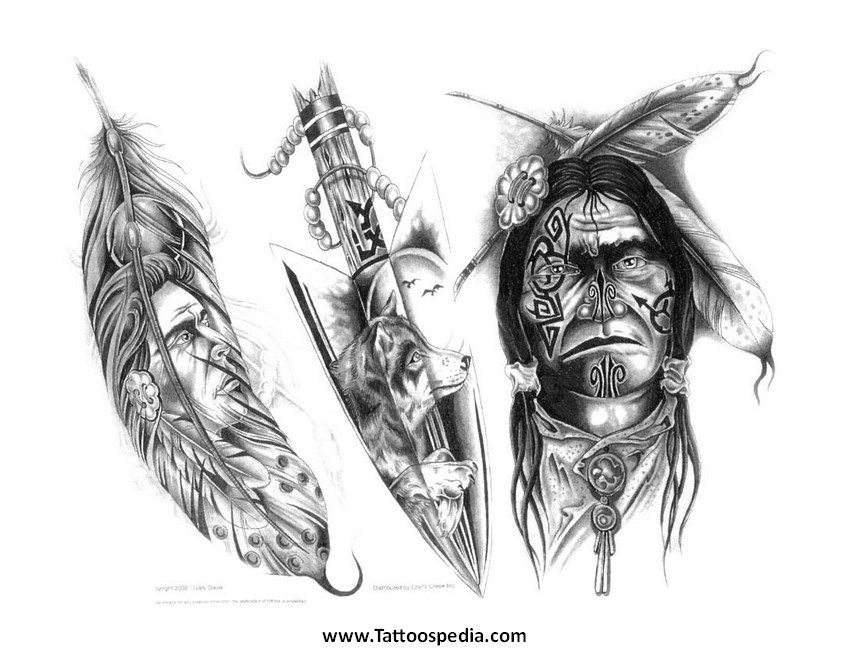 Native American Tattoos Meanings 4 |