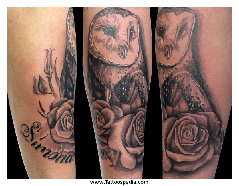 What Does A Owl Tattoo Symbolize 4