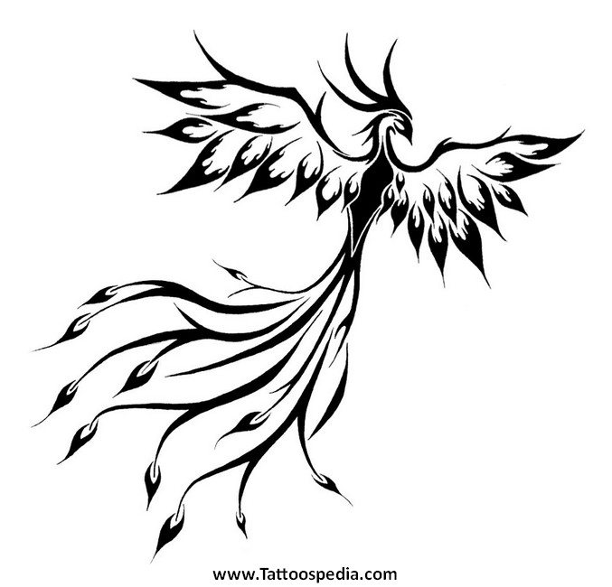 What Does A Phoenix Tattoo Symbolize 3