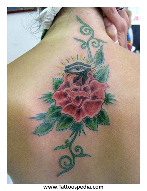73f4d0733 Rose Eye Tattoo Meaning 5