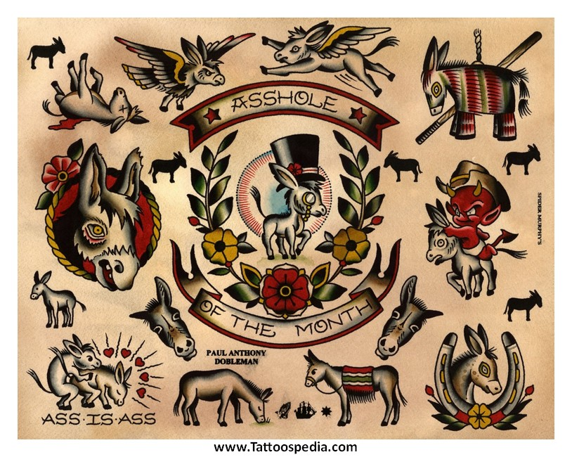 Sailor Jerry Tattoo Flash Book Download 9 |