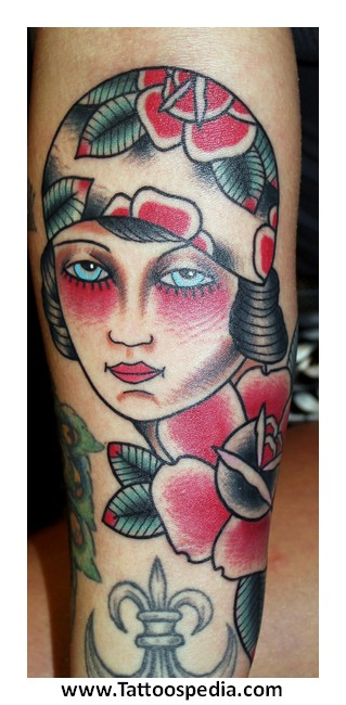 Sailor jerry tattoo gypsy 4 for Sailor jerry gypsy tattoo
