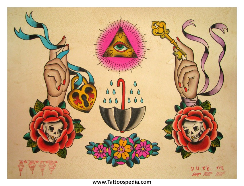 Sailor jerry tattoo gypsy 6 for Sailor jerry gypsy tattoo