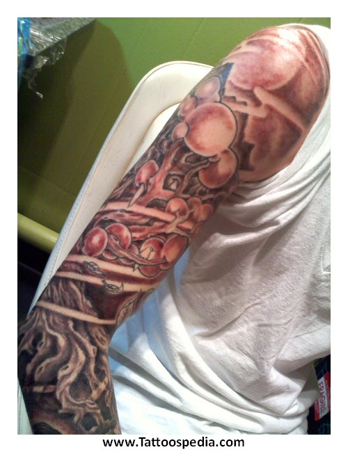 d1226e70b4375 Sleeve Tattoo Ideas For Skinny Arms 2