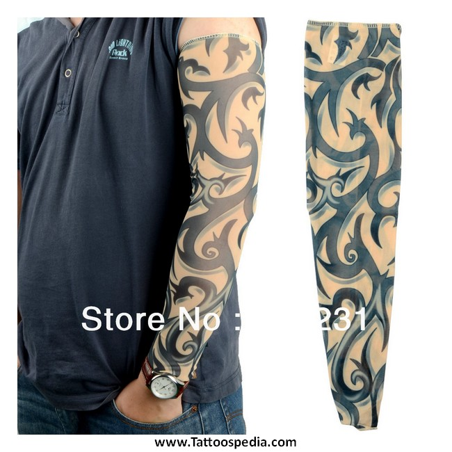 Tattoospedia for Tattoo sleeve price