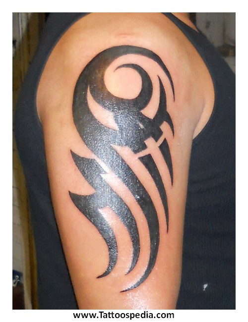 free tattoo designs for men upper arm 10