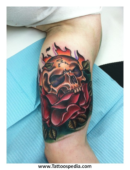 Tattoo Designs For Men Inner Arm 9