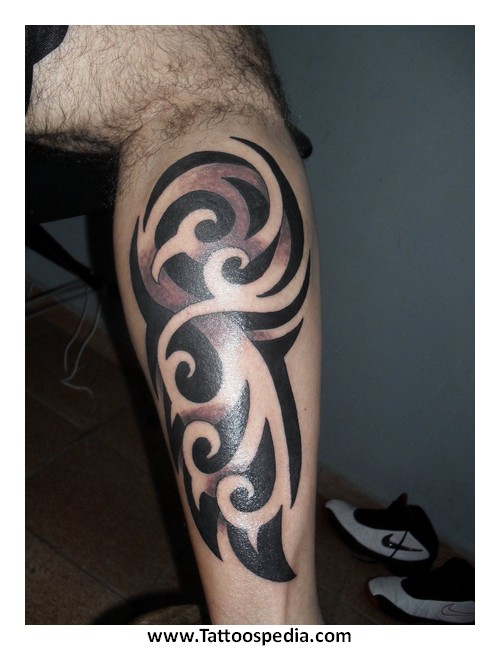 Tattoo Ideas For Men On Calf 2