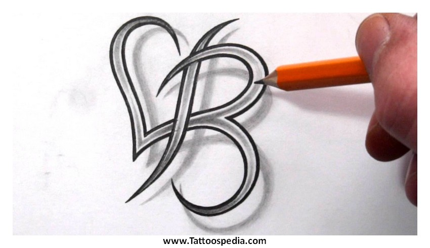 Letter b tattoos designs 5 letter b tattoos designs 5 thecheapjerseys Images