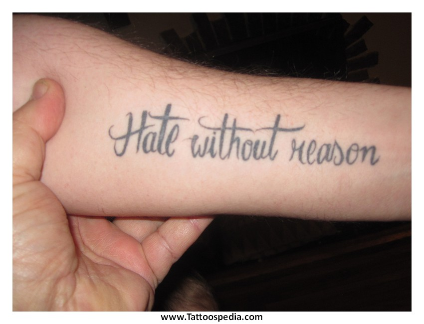 Funny Tattoo Quote Ideas 1 |