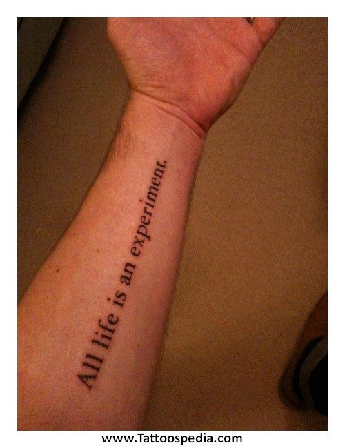 Funny Tattoo Quote Ideas 9