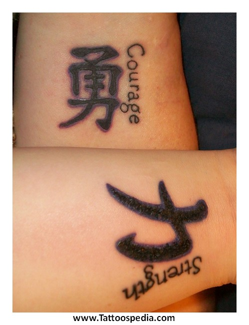 tattoo ideas that symbolize strength 4
