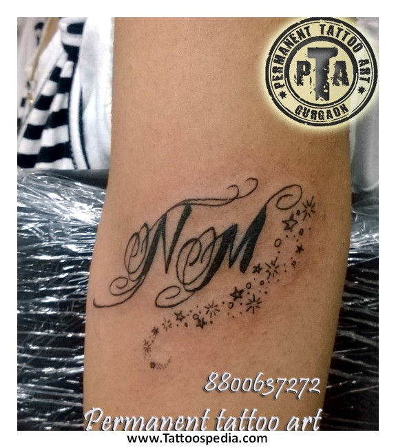 Design Your Own Tattoo Lettering 8