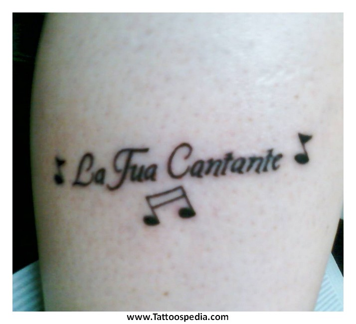 Italian Tattoos For Girls Quotes 4 |