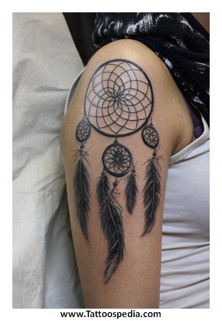 What 39 s a dream catcher tattoo mean 1 for What does a 1 tattoo mean
