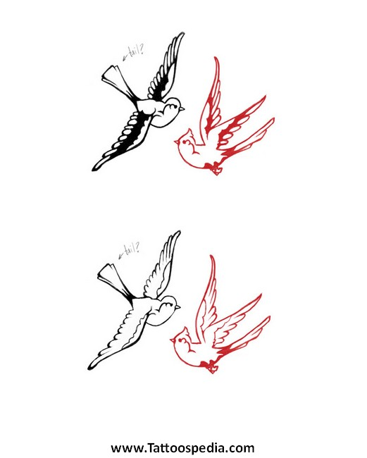 Two Birds Tattoo Meaning