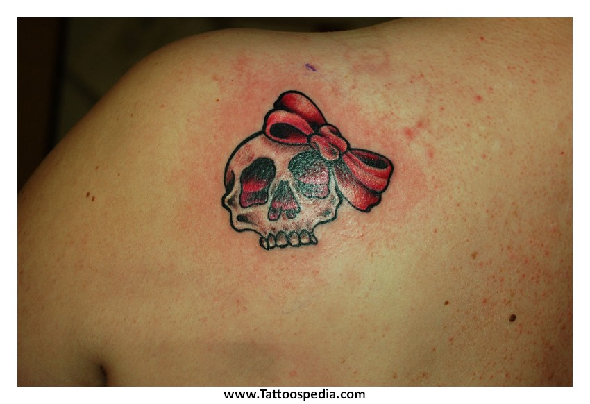 Tattoos bow meaning 4 for Bow tattoos meaning