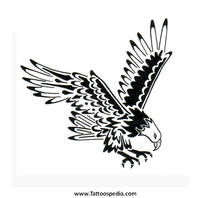 Tattoos Eagle Meaning 5