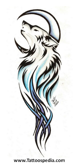 Wolf Tattoo Designs And Meanings 2
