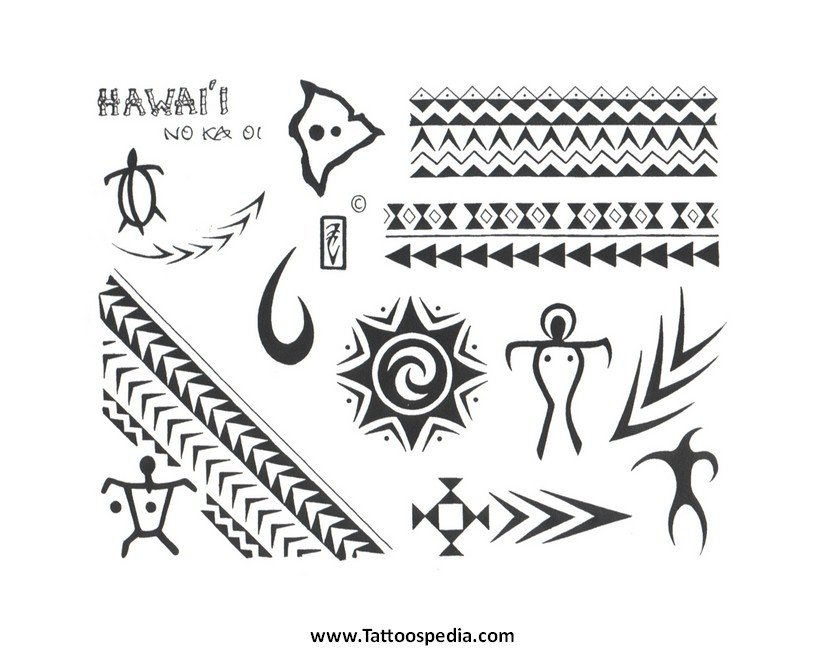Tribal Band Tattoos For Men Meanings 3