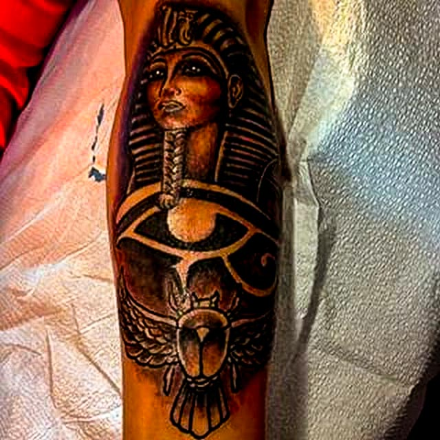 king tut tattoos |