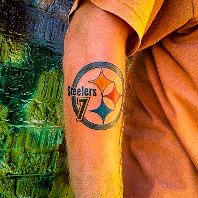 steelers tattoos 11