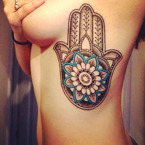 256739d4d Hamsa Tattoos and Their Meaning