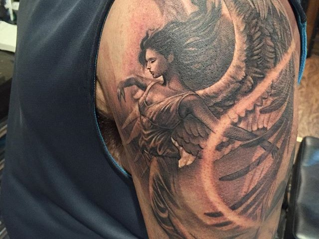 Angels Tattoo Meaning