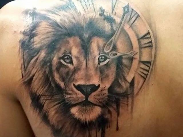 Lions Tattoo Meaning