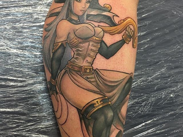 Pin-up Girls Tattoo Meaning 1