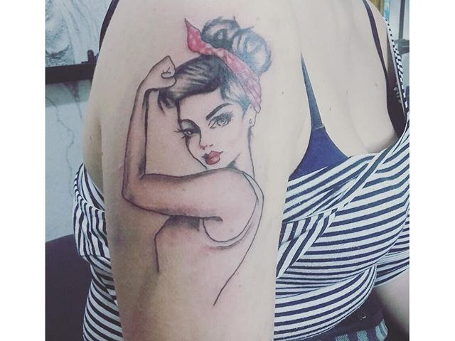 Pin-up Girls Tattoo Meaning 2