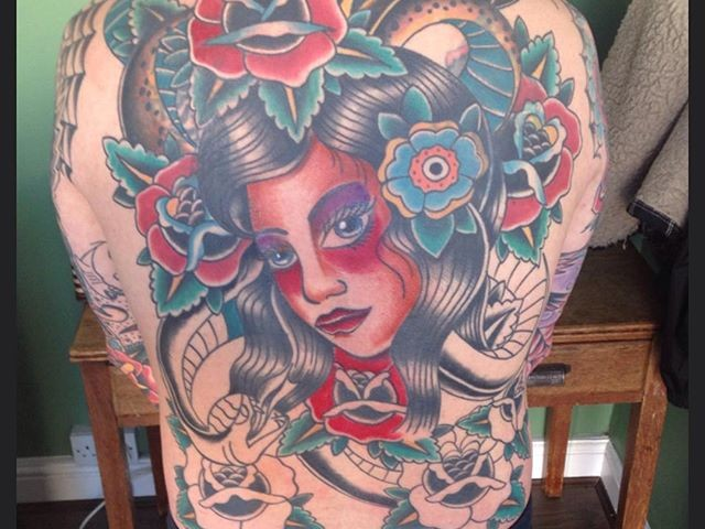 Pin-up Girls Tattoo Meaning 3