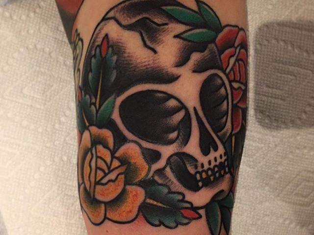 Roses Tattoo Meaning 2