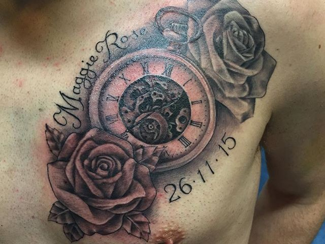 Roses Tattoo Meaning 3