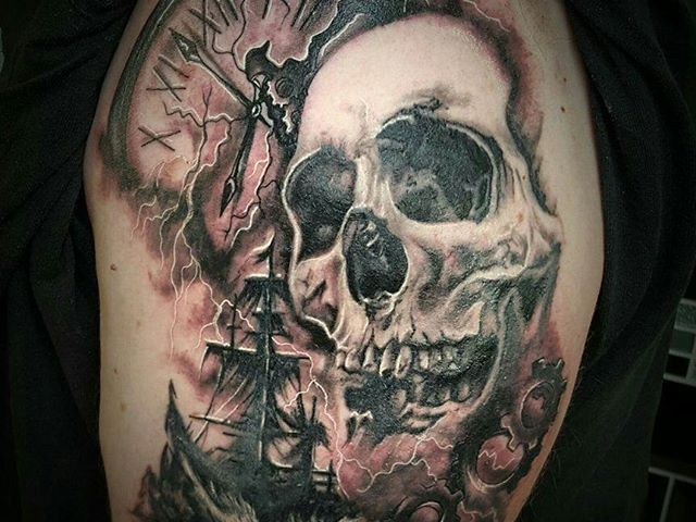 Ships Tattoo Meaning 1