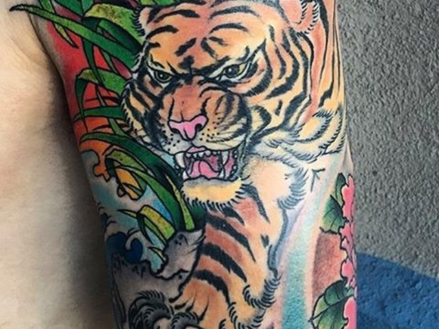 Tigers Tattoo Meaning 1