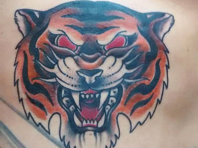 Tigers Tattoo Meaning 2