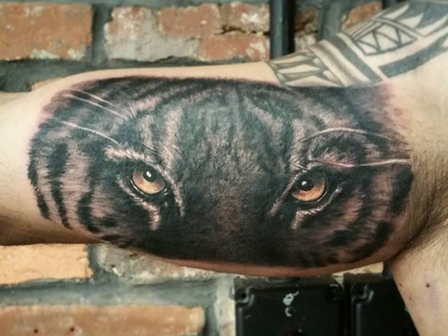 Tigers Tattoo Meaning 3