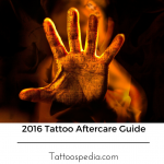 2016 Tattoo Aftercare Guide [How to Care for Your New Ink]